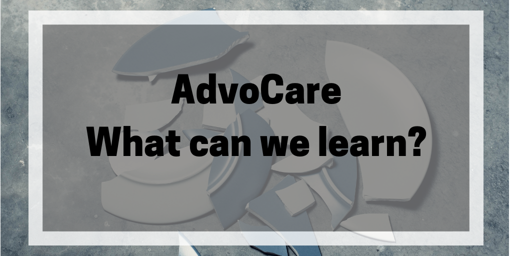 AdvoCare – What can we learn from it?